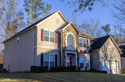 Fulton County Single Family Home New: 7651 Waterlace Dr