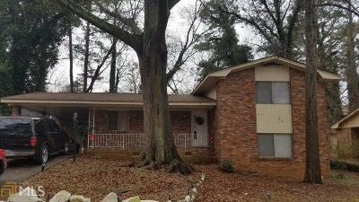 Clayton County Single Family Home New: 1254 Shoreham Dr