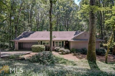 Dawson County, Forsyth County, Gwinnett County, Hall County, Lumpkin County Single Family Home New: 3375 Turtleback Rd