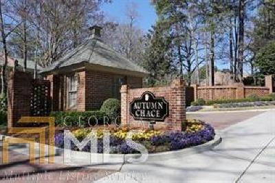 Sandy Springs Condo/Townhouse For Sale: 356 The Chace