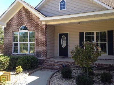 Statesboro Single Family Home For Sale: 1602 Hucknall Pl
