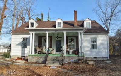 Conyers GA Single Family Home New: $165,500