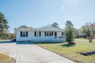 Conyers GA Single Family Home New: $100,000