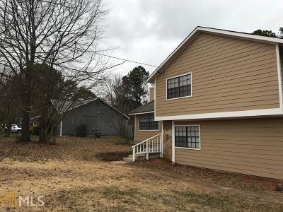 Morrow Single Family Home New: 5708 Phillips Drive
