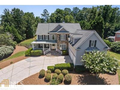 Alpharetta Single Family Home New: 410 S Burgess Trl