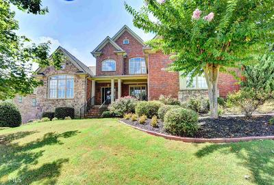 Dacula Single Family Home New: 3006 Cambridge Hill Dr