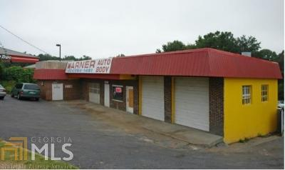 Decatur Commercial For Sale: 4835 Covington Hwy