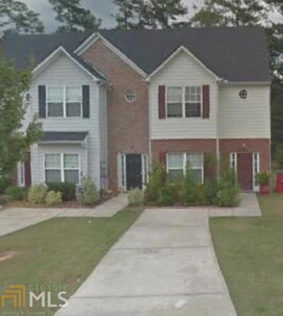 Clayton County Condo/Townhouse New: 261 Brookview Dr