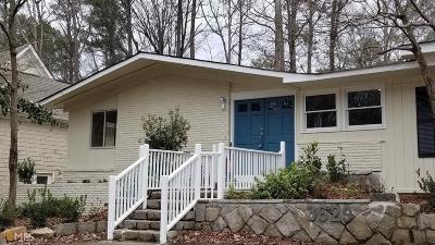 Atlanta Single Family Home For Sale: 3629 Cold Spring Ln