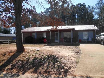 Butts County Single Family Home New: 123 Watkins Dr