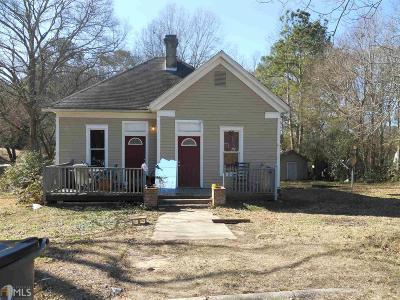 Butts County Single Family Home New: 155 Forest