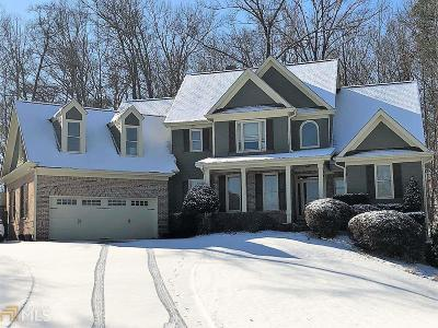 Buford  Single Family Home For Sale: 2418 Democracy