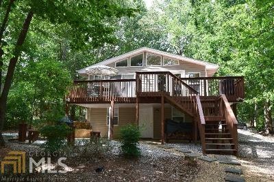 Elbert County, Franklin County, Hart County Single Family Home For Sale: 257 Hugh Dorsey Rd