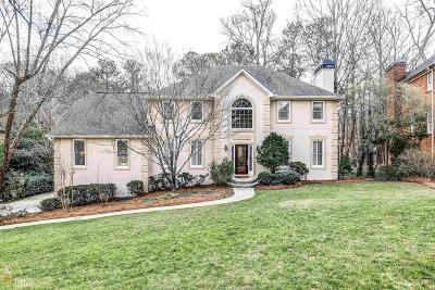 Cobb County Single Family Home Under Contract: 3464 SE Sheridan Chase