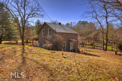 Fannin County Single Family Home For Sale: 61 Maple Ln
