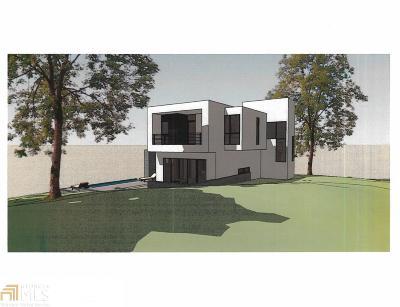 Atlanta Single Family Home New: 204 Rockyford Rd