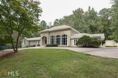 Atlanta Single Family Home New: 4445 Harris Valley Rd