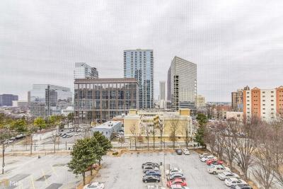Peachtree Towers Condo/Townhouse New: 300 Peachtree St #5C