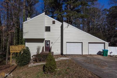 Norcross Single Family Home For Sale: 1256 Castle Way