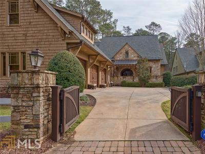 Marietta Single Family Home For Sale: 3964 Lower Roswell Rd