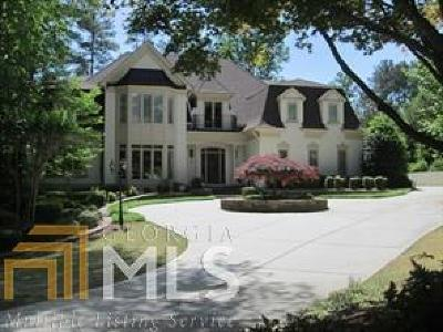 Johns Creek Single Family Home For Sale: 9425 Colonnade Trl