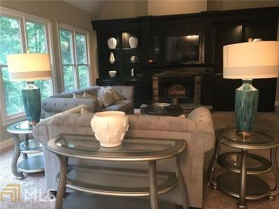 Roswell Single Family Home For Sale: 2000 Brassfield Way