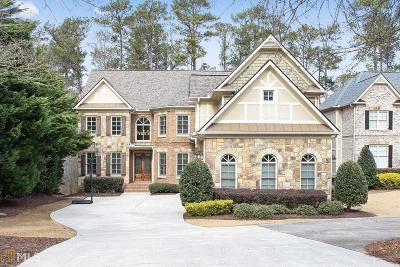 Cobb County Single Family Home New: 141 Lindsey Pass