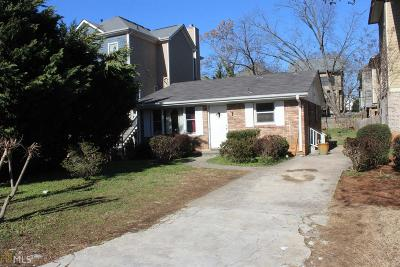 Dekalb County Single Family Home New: 1112 Francis St