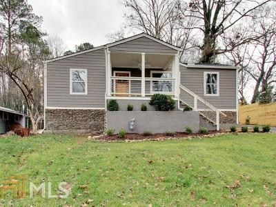 Dekalb County Single Family Home New: 2577 Dusty Ln
