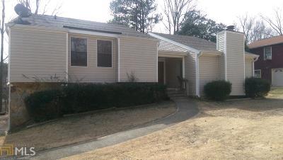 Lithia Springs Single Family Home For Sale: 2345 Ambassador Dr