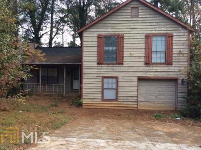 Dekalb County Single Family Home New: 939 Lake Drive Terr