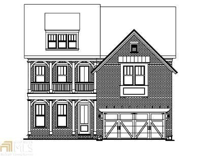 Sandy Springs Single Family Home For Sale: 830 Novello Ct #6