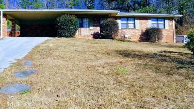 Douglas County Rental For Rent: 3673 Groovers Lake Rd