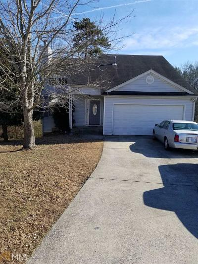 Cobb County Single Family Home New: 90 Nellie Brook