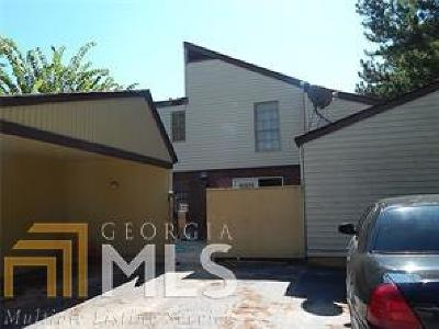 Dekalb County Condo/Townhouse New: 3165 Quincetree Ln