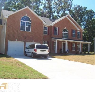 Decatur Single Family Home New: 5151 Miller Woods Dr