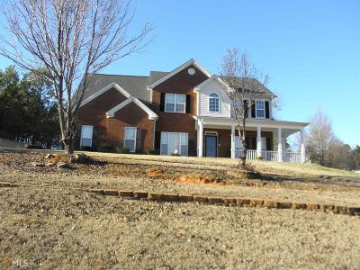 Clayton County Single Family Home New: 4288 Goldleaf Ter