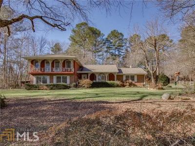 Cobb County Single Family Home For Sale: 3995 Maybreeze Rd