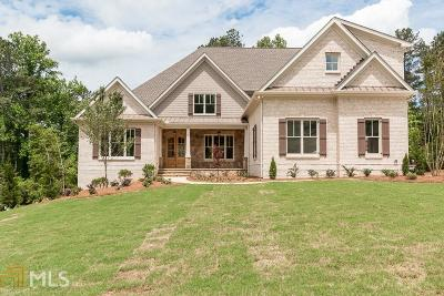 Marietta, Roswell Single Family Home For Sale: 4115 Clubland Dr