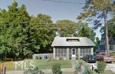 Atlanta Single Family Home New: 99 2nd Ave