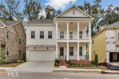 Sandy Springs Single Family Home For Sale: 3008 Eamont Ter