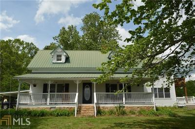 Clarkesville Single Family Home For Sale: 2953 Highway 17