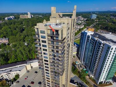 Fulton County Condo/Townhouse New: 3481 Lakeside Dr #P-TS5