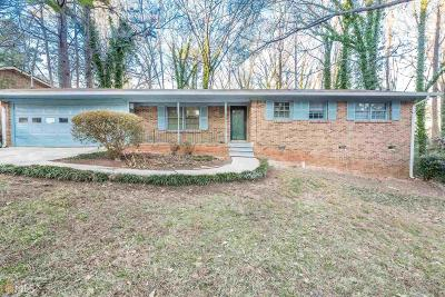 Dekalb County Single Family Home New: 4176 Indian Forest Rd