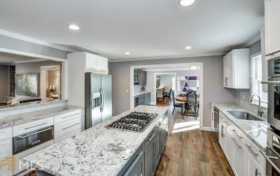Atlanta Single Family Home New: 4047 Dunwoody Club Drive