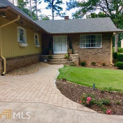 Peachtree City Single Family Home For Sale: 1 Perthshire Dr