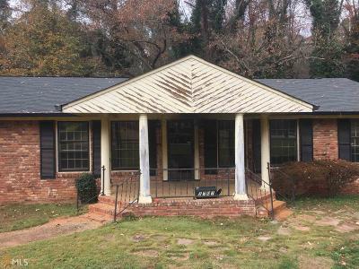 Fulton County Single Family Home New: 3707 Chesapeake
