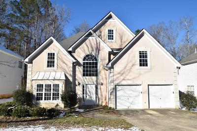Fulton County Single Family Home New: 2375 Lake Royale Dr