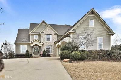 McDonough Single Family Home For Sale: 180 Shellbark Dr