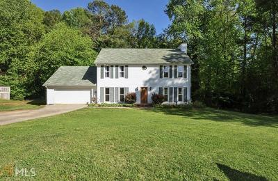 Cobb County Single Family Home New: 5121 Brownwood Dr